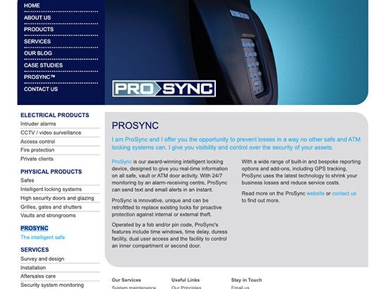 A Brief History of ProSync