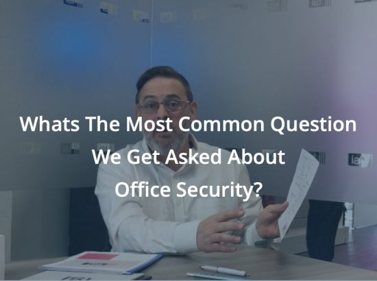 What's The Most Common Question We Get Asked About Office Security
